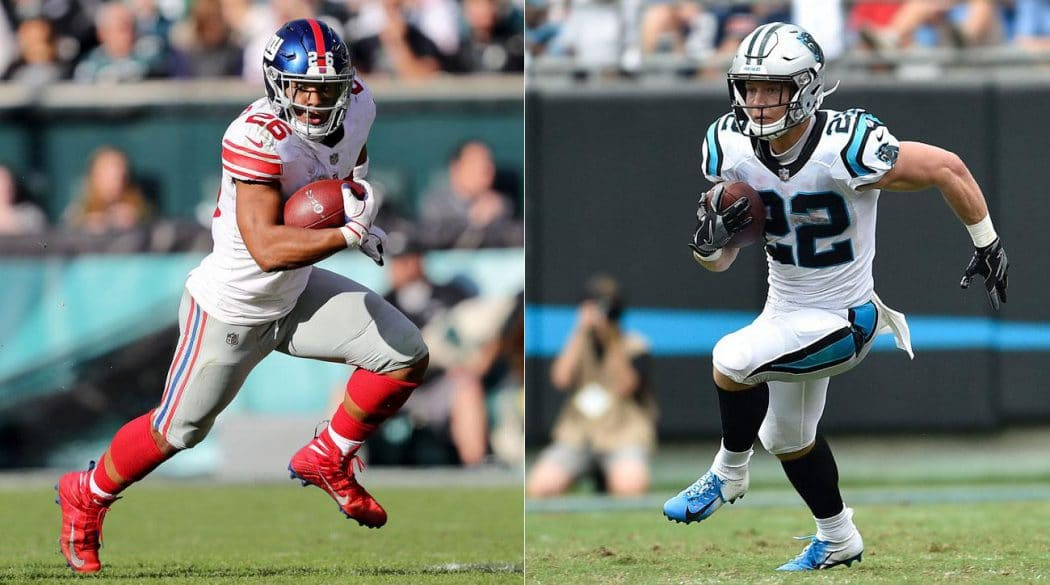 NFL Prop Bet: Which NFL Running Back Will Have The Most Receiving Yards?