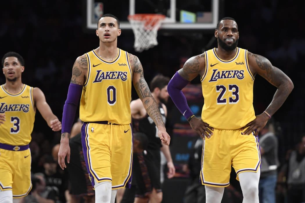 Lakers Futures Odds After Demarcus Cousins Tears ACL: Still the Top Dogs of LA?