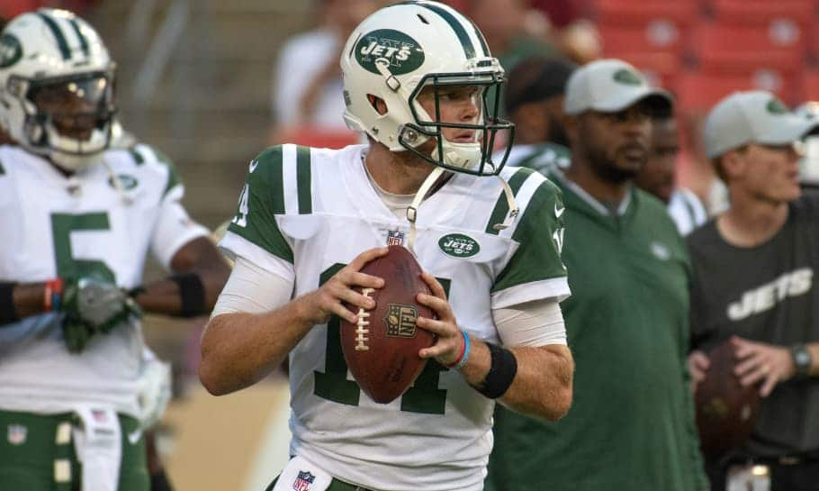NFL Odds: When Will The NY Jets Win Their First Game?