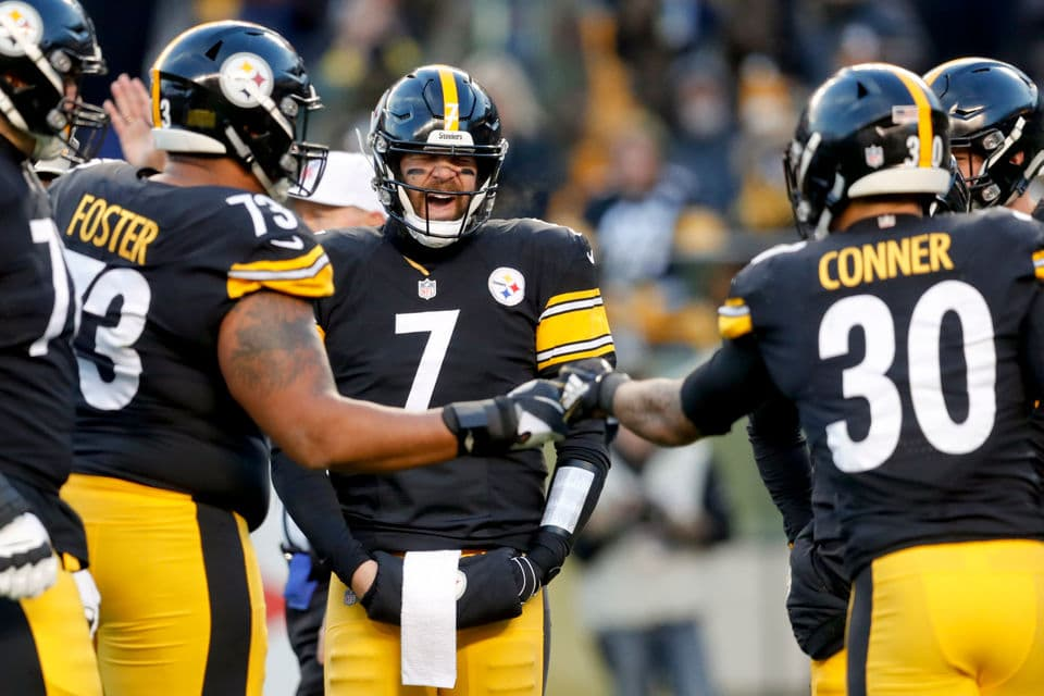 Betting On Pittsburgh Steelers First Win May Be A Little Tricky
