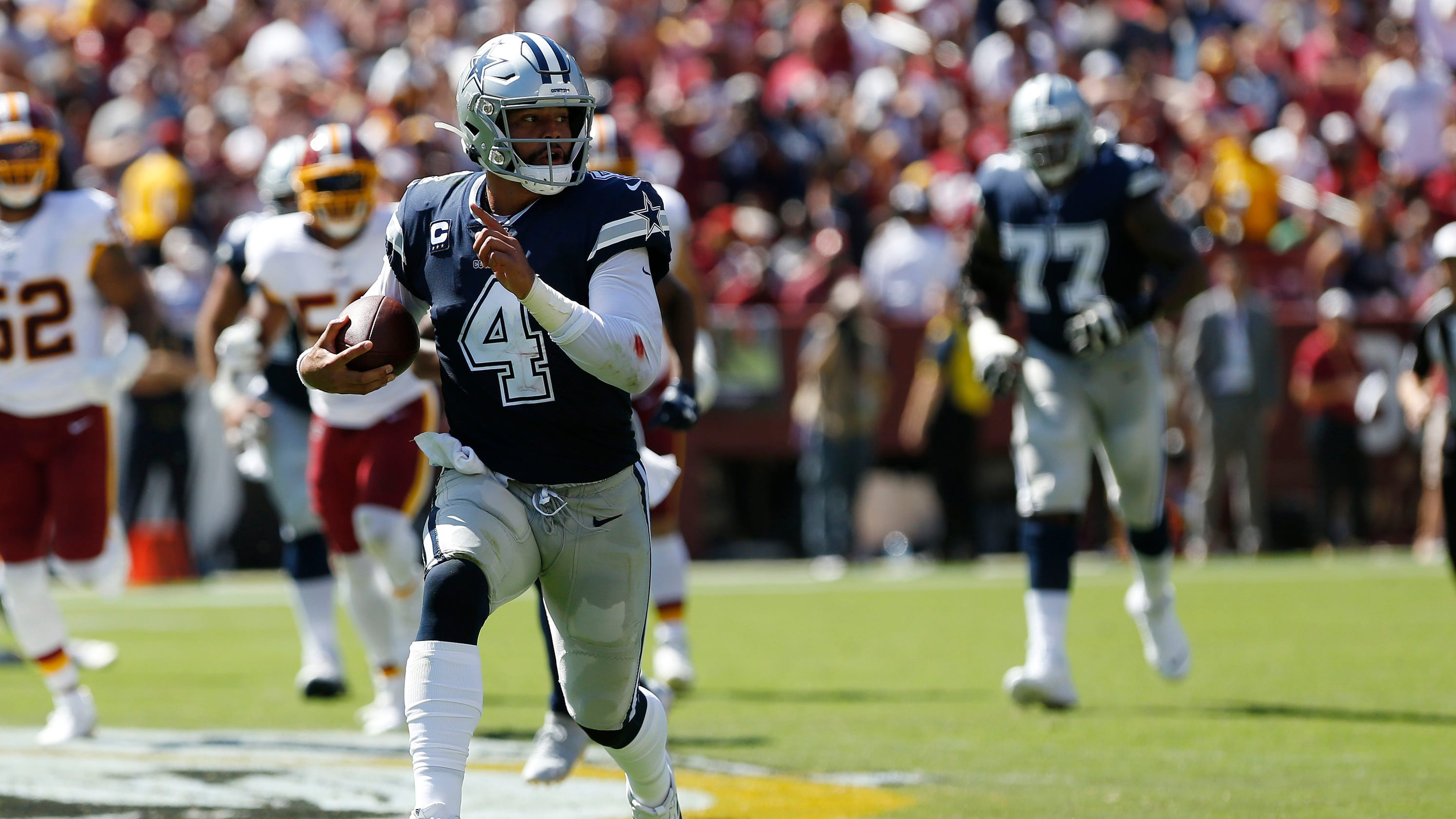 Dallas Cowboys NFC East & Conference Odds Update