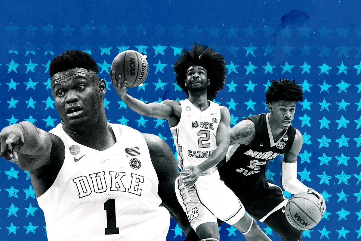 2019-2020 NBA Rookie of the Year (ROY) Betting Odds – Zion Williamson the clear favorite