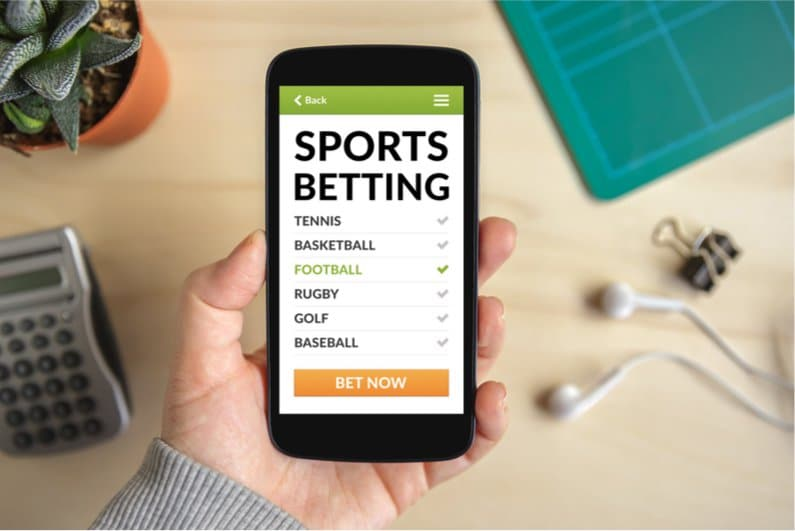 Rhode Island now offering mobile sports betting
