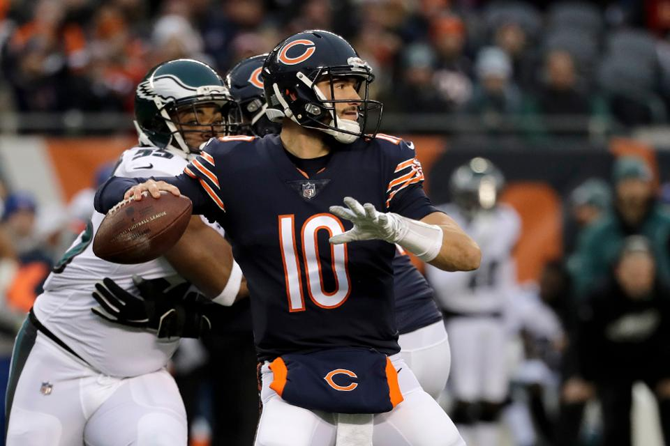 Chicago Bears Futures Are Getting A Ton Of Attention In Vegas—Should You Bet On Them?