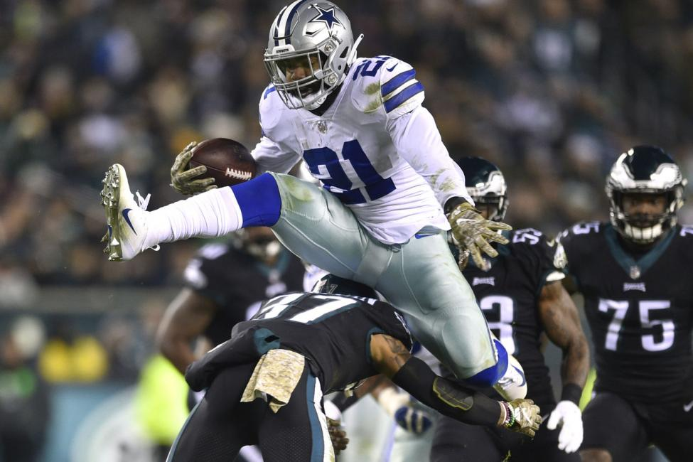 NFL Betting Tips: Lots Of Value To Be Had Betting On Rushing Title Futures Odds