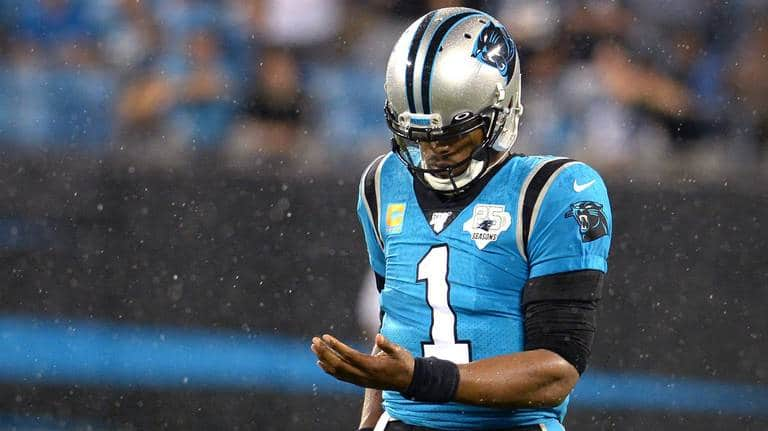 Carolina Panthers Futures Odds: Time To Pack It In?