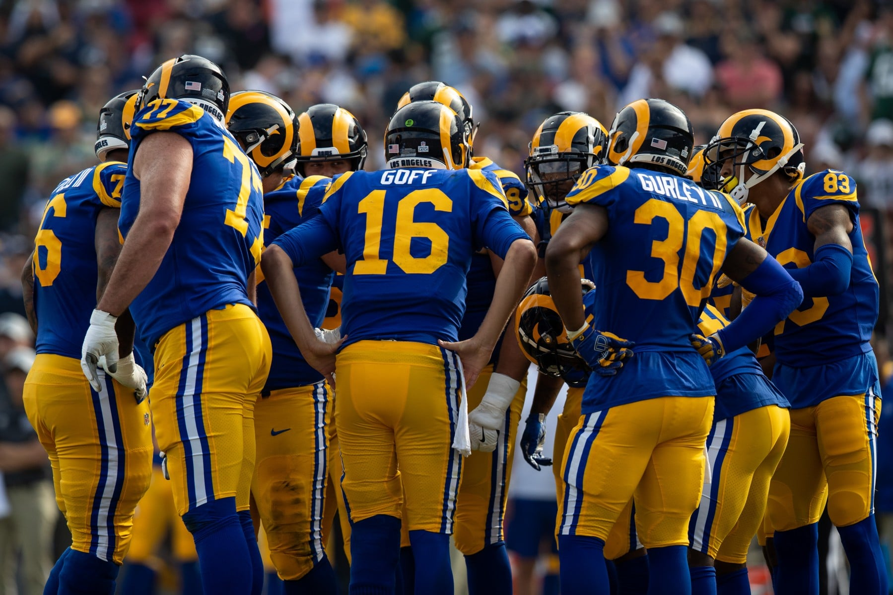Can The Los Angeles Rams Avoid The Dreaded Super Bowl Hangover?
