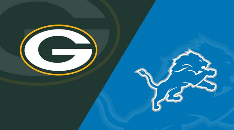 Monday Night Football Betting Pick & Preview: Detroit Lions @ Green Bay Packers