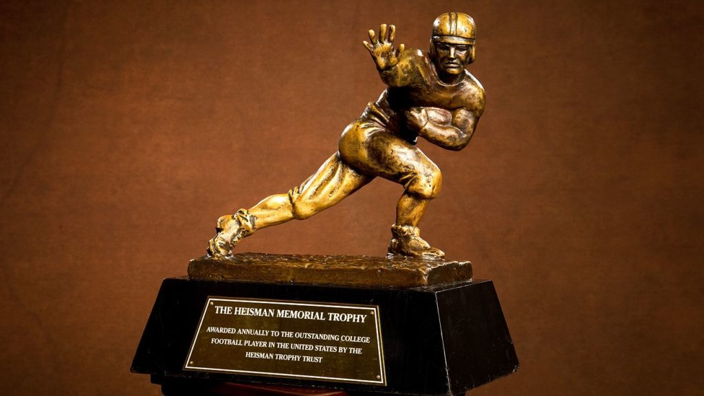 Odds On Who Will Win The Heisman Trophy In 2020