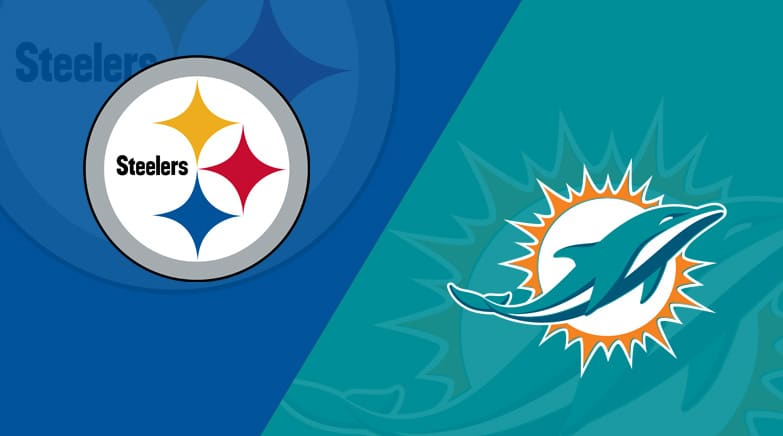 Miami Dolphins @ Pittsburgh Steelers Monday Night Football Odds, Pick & Prediction