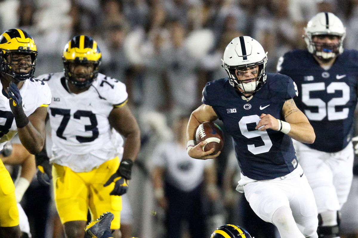College Football Preview & Picks – 10/19 – Michigan at Penn State
