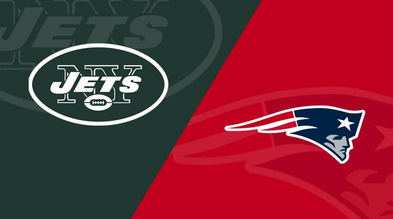 New England Patriots @ New York Jets Monday Night Football Odds, Pick & Prediction