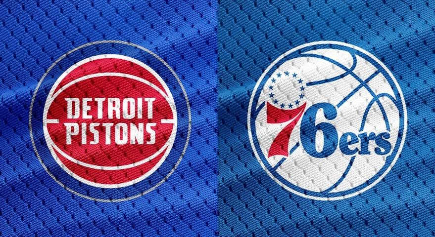 Philadelphia 76ers vs Detroit Pistons Betting Odds & Pick – 10/26