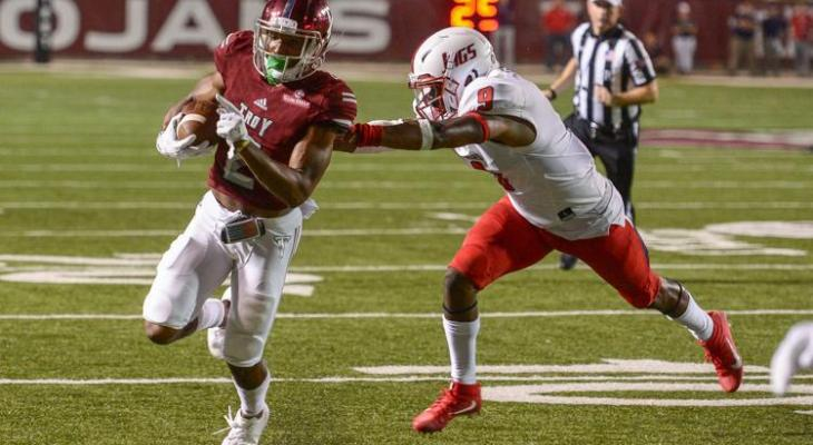 South Alabama at Troy Betting Odds, Pick & Prediction