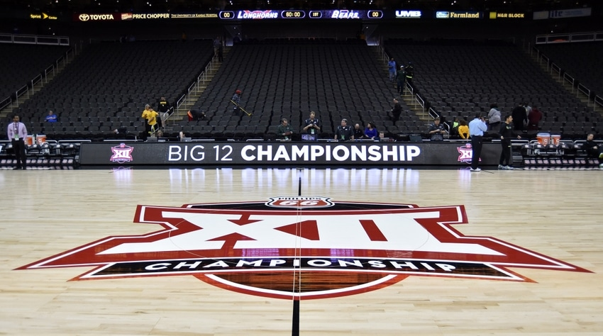 2019-2020 Big 12 Basketball Conference Winner Odds & Betting Futures