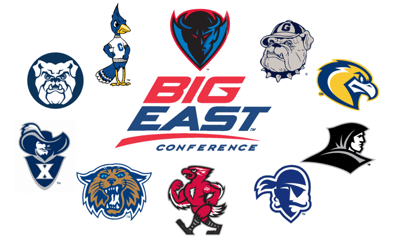 2019-2020 Big East Basketball Conference Winner Odds & Betting Futures
