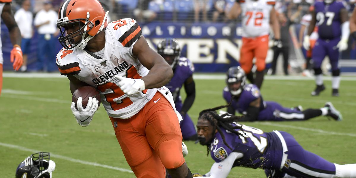 Cleveland Browns A Good Bet Once Again Following Win Over Ravens?
