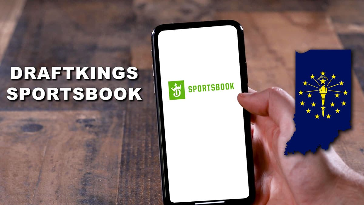 Mobile Betting has made its way to Indiana! DraftKings Launches Its Online Sportsbook