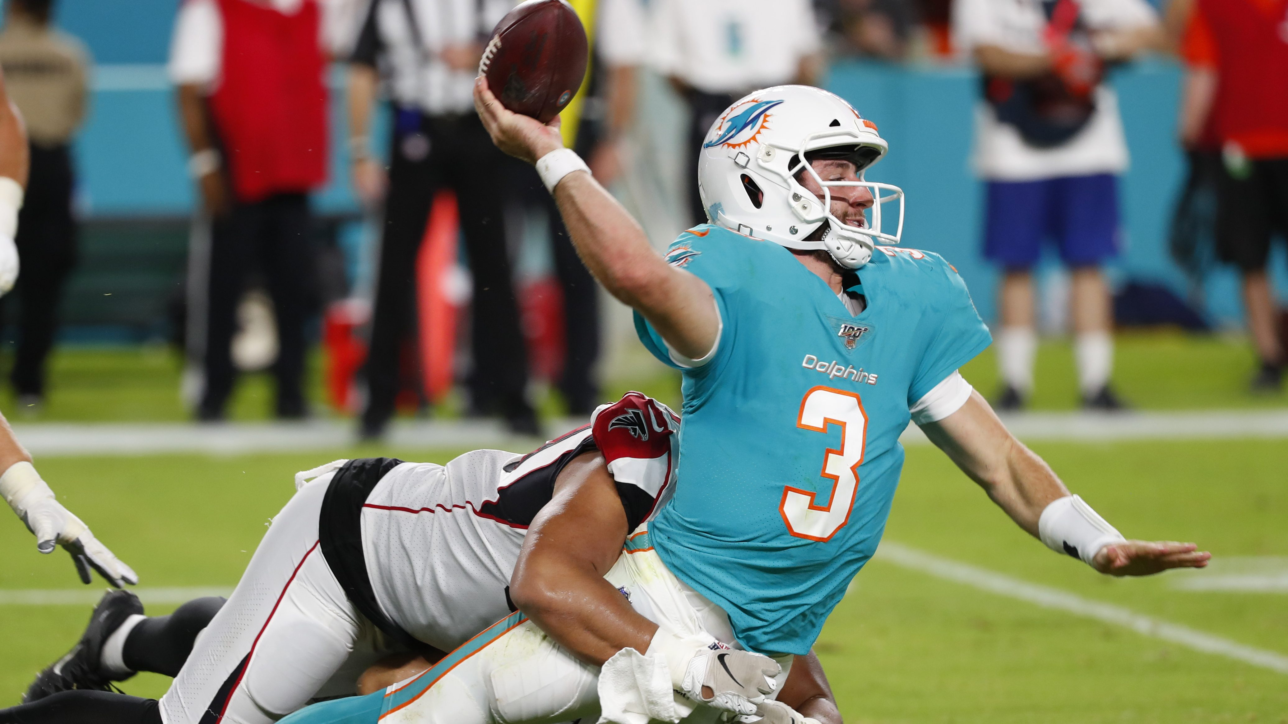 Odds On The Miami Dolphins Going Winless