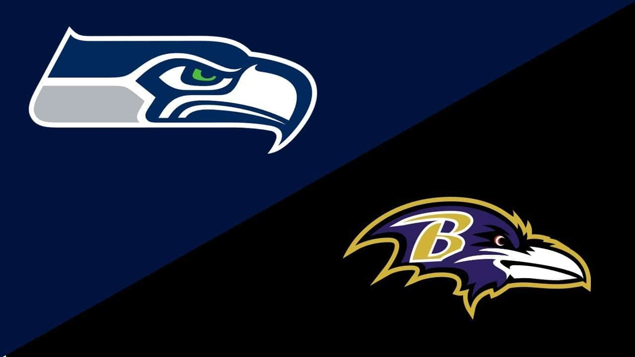 ravens vs seahawks