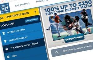 Sugarhouse Sportsbook Promo Code 100 Deposit Bonus Review