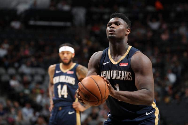 Pelicans stud Zion Williamson isn't ready for the NBA regular season