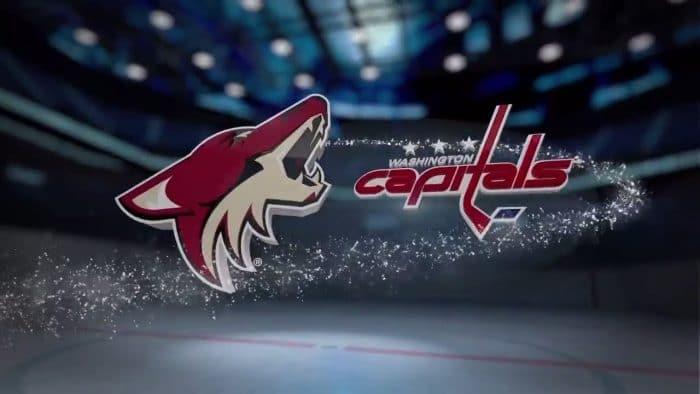 Arizona Coyotes vs. Washington Capitals Free Pick & Preview 11/11/19
