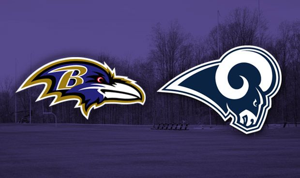 Baltimore Ravens at Los Angeles Rams