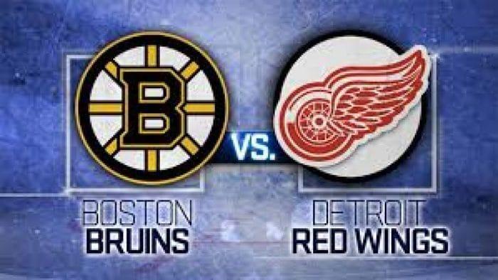 Boston Bruins vs. Detroit Red Wings Betting Pick & Odds 11/8/19