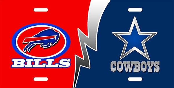 Buffalo Bills at Dallas Cowboys