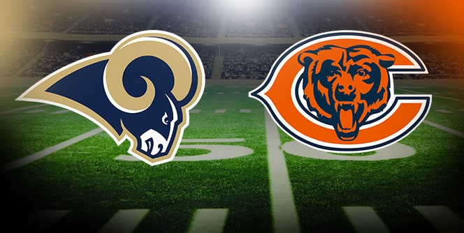 Sunday Night Football Pick & Preview – Chicago Bears at Los Angeles Rams
