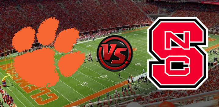 Clemson at NC State Odds, ATS Pick & Prediction