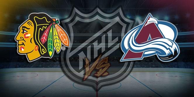 Colorado Avalanche vs. Chicago Blackhawks Prediction 12/18/19
