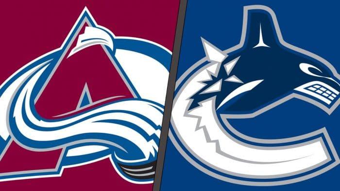 Colorado Avalanche vs. Vancouver Canucks Game Prediction & Preview 11/16/19