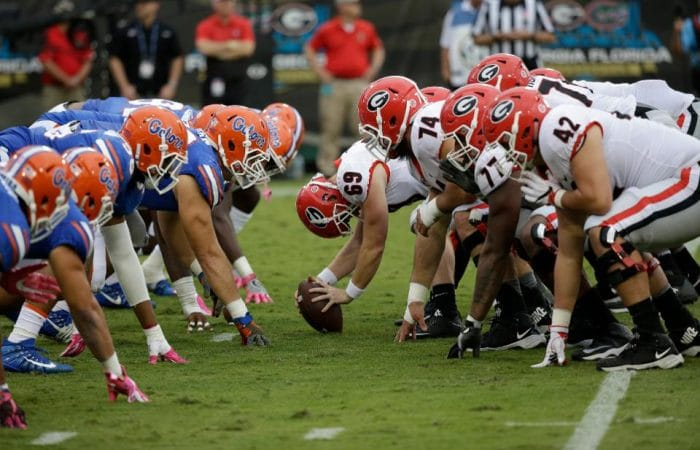 Georgia vs Florida College Football Pick & Prediction