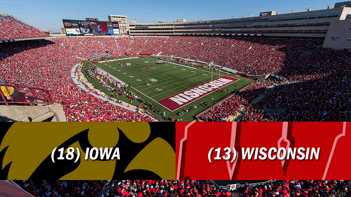 Iowa at Wisconsin Betting Odds, Pick & Prediction 11/9/19