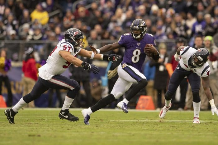 Is MVP All Lamar Jackson Is Going TO Win This Season?