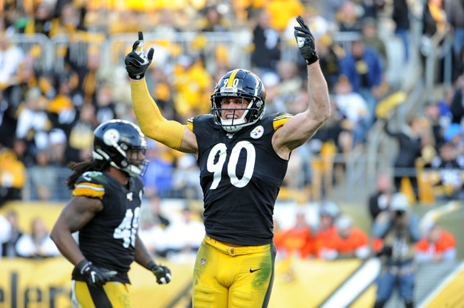 Los Angeles Rams at Pittsburgh Steelers NFL ATS Pick & Prediction 11/10/19