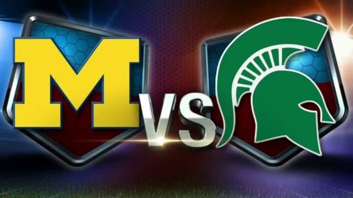 Michigan State at Michigan Betting Odds, Pick & Predictions -11/16
