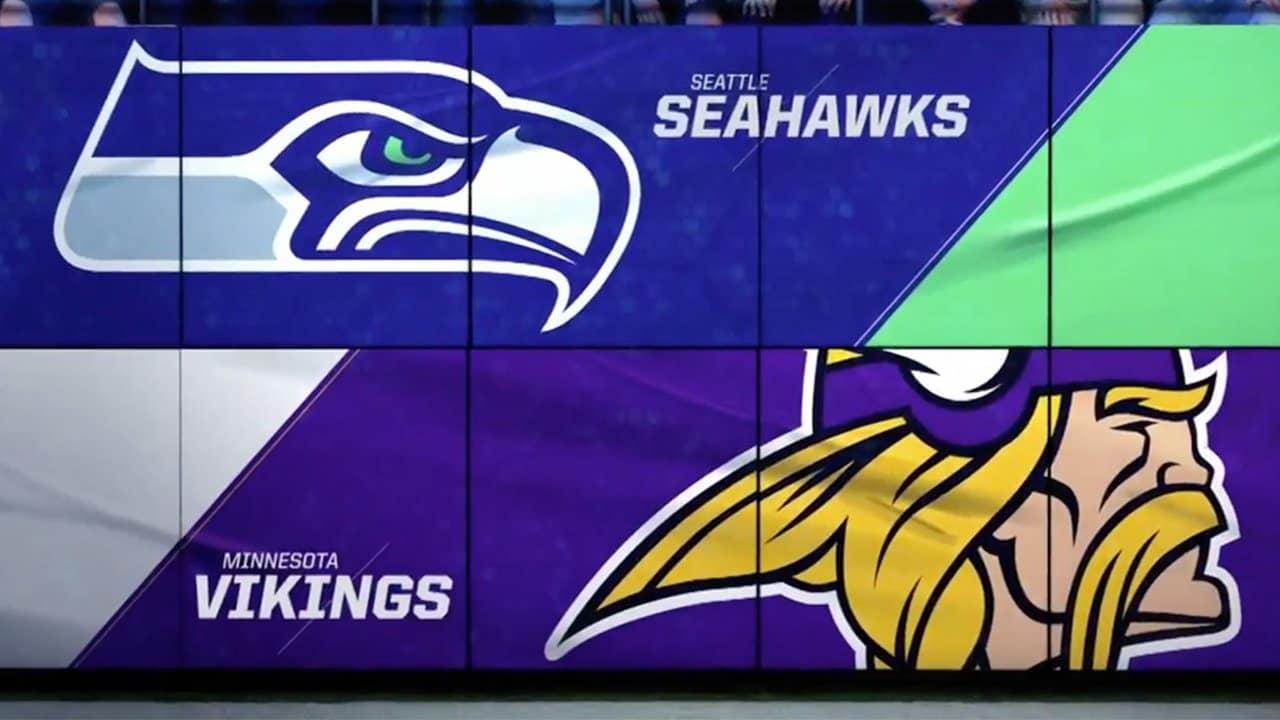 Minnesota Vikings at Seattle Seahawks MNF Week 13 Pick & Preview