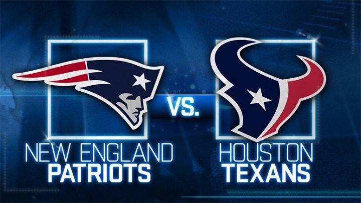 New England Patriots at Houston Texans