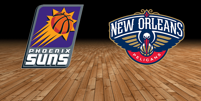 New Orleans Pelicans at Phoenix Suns Betting Pick & Preview 11/21/19