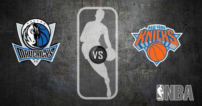 New York Knicks vs. Dallas Mavericks Odds Pick & Preview 11/08/19