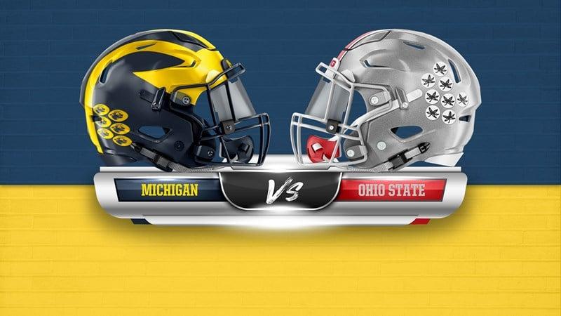 Ohio State at Michigan