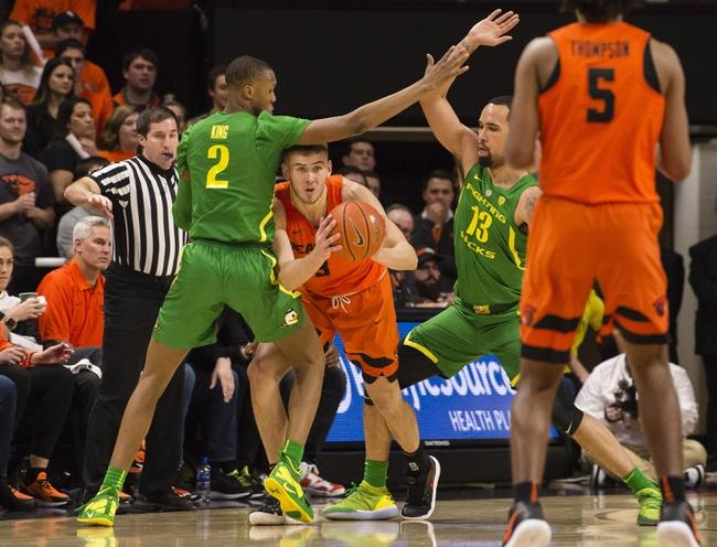 Oklahoma Sooners vs. Oregon State Beavers Odds, Pick & Preview 11/12/19