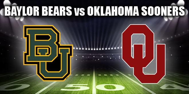 Oklahoma at Baylor