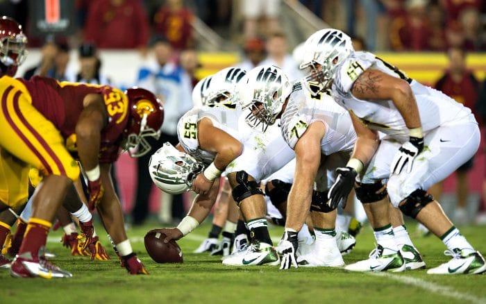 Oregon at USC Free Pick & Prediction