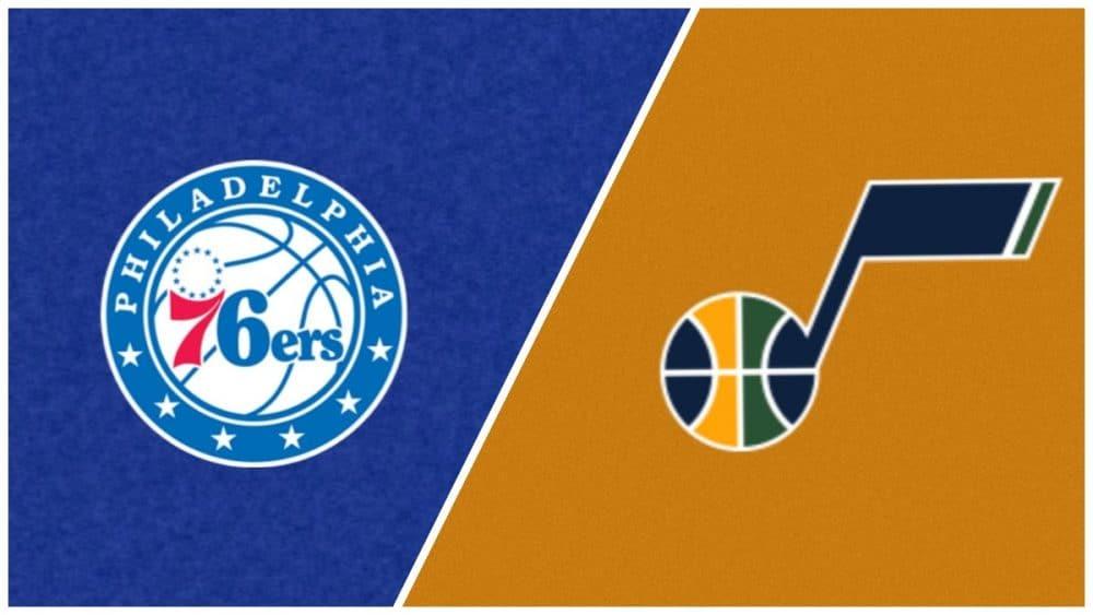Philadelphia 76ers vs. Utah Jazz