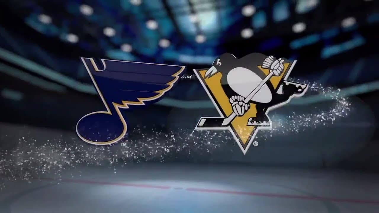 Pittsburgh Penguins vs. St. Louis Blues Prediction & Game Preview 11/30/19