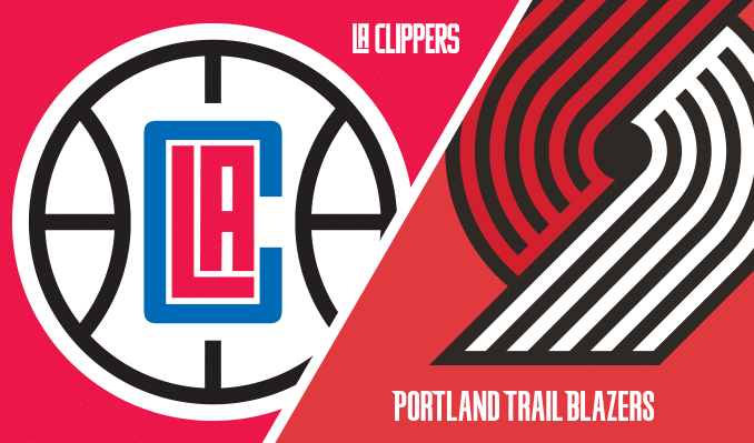 Portland Trail Blazers vs. Los Angeles Clippers